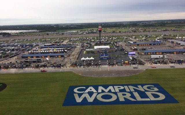 Chicagoland Speedway Announces NASCAR Weekend Canceled